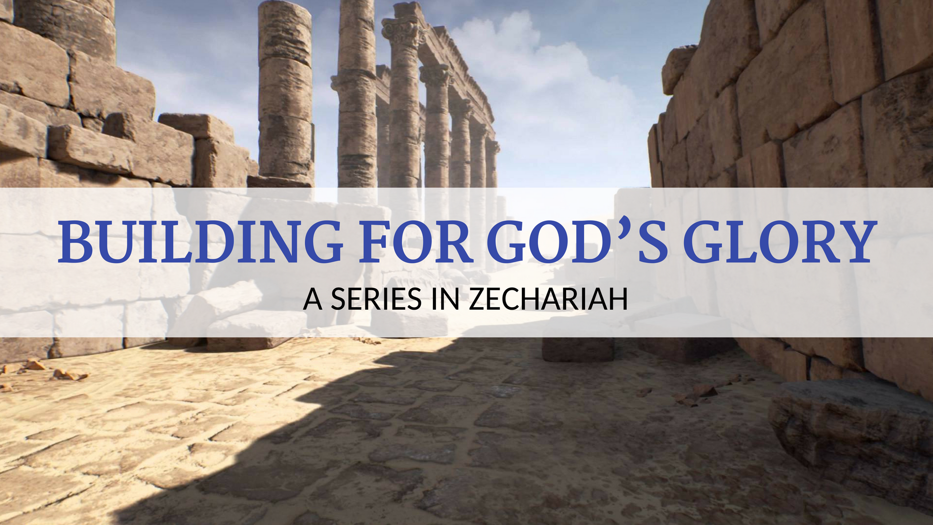 Introducing Zechariah