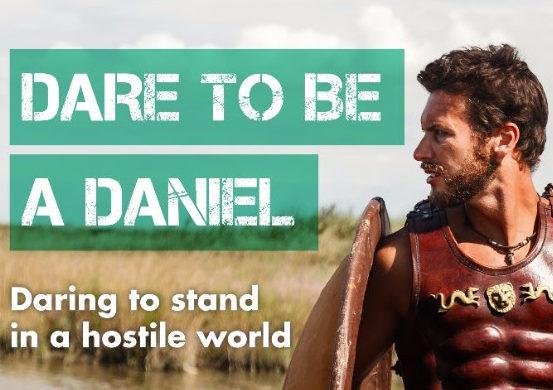 Daniel: Standing through the trial